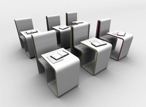 这么有创意课桌椅,你见过吗?|新闻-郑州东辉家具有限公司